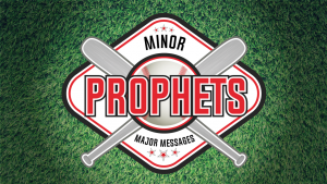 Week 11 – Minor Prophets: Zechariah