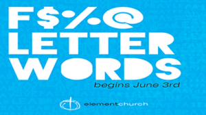 Week 4: Four Letter Words  – Give