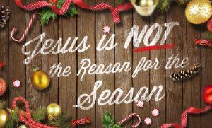 Week 4: Jesus Is Not The Reason