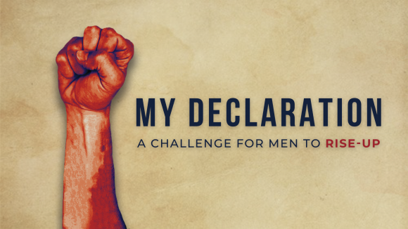 Week 5 – My Declaration: Leading Courageously