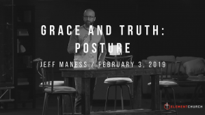 Grace and Truth: How should we respond to all people?