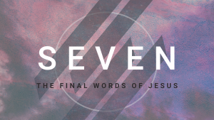 Seven – Week 3: What does Jesus reveal on the cross?
