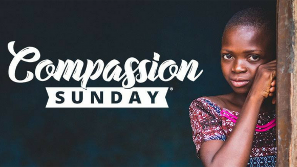 Compassion Sunday 2019: Rescued in Jesus Name