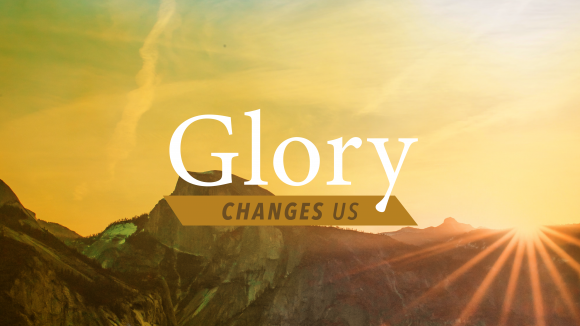 Glory Changes Us – Week 3: What's so good about belonging to the Church?