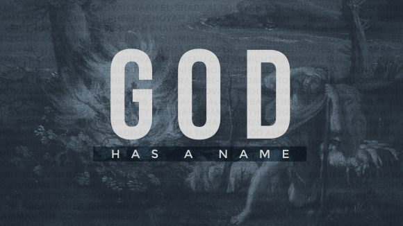 God Has A Name Week 4: Justice