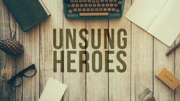 Unsung Heroes Week 4: Tabitha